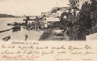 nil (a crane on the pier - Old Kilindini)