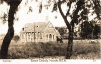 Scotch Church, Nairobi - B.E.A.