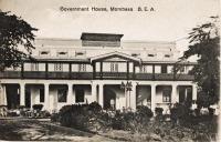 Government House. Mombasa