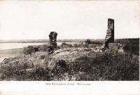 Old Portuguese ruins. Mombassa