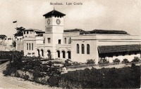 Mombasa. Law Courts