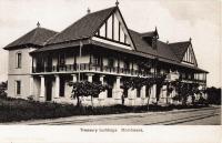 Treasury buildings. Mombassa.