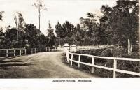 Ainsworth Bridge, Mombassa