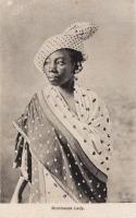 Mombassa Lady