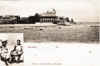 nil (Sea front + Woman with tray)