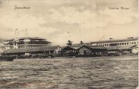 Zanzibar - Custom House