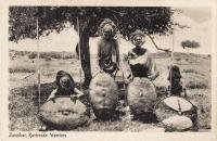 Zanzibar, Kavirondo Warriors