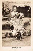 Zanzibar, the toilet