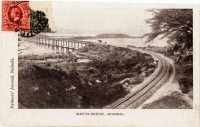 Macupa Bridge. Mombasa
