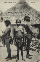 Nubian Dancing girls
