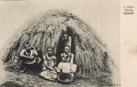 A Native Station, Uganda