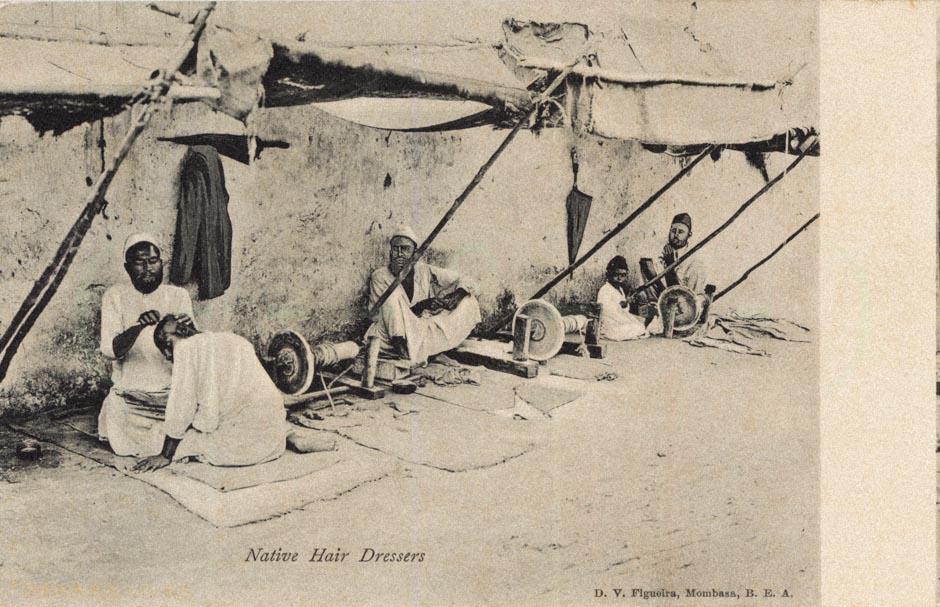 Native hair dressers