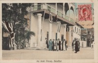 An Arab Group, Zanzibar