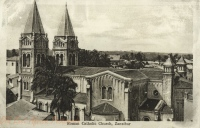 Roman Catholic Church, Zanzibar