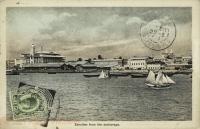 Zanzibar from the anchorage