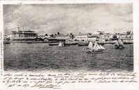 General view of Zanzibar