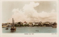 Mombasa old port