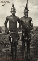 Men in Shuli costume (Nile)