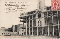 Zanzibar - Palais du Sultan