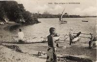 Une crique à Mombasa