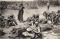 Femme Massaï à Nairobi