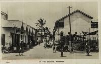 In the Bazaar, Mombasa