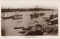 Mombasa Old port