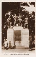 Native War Memorial, Mombasa