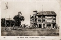 The Central hotel (Victoria Stret) Nairobi