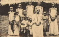 Uganda - A Catechist and his family
