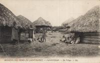 ZANGUEBAR - Un Village