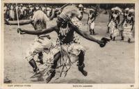 Watutsi dancers