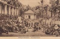 AFRIQUE ORIENTALE - Un dispensaire