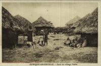 Coin de village Taïta