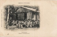 Cathéchisme - Mission de Bayamoyo