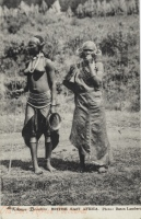 Kikuyu Beauties - BRITISH EAST AFRICA