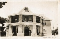 The Post Office, Mombasa (British East Africa)