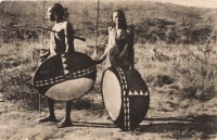 Masai Mortans (Warriors) Kenya Colony