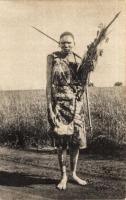 An old Kavirondo