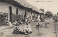 KISUBI (Uganda) Sick people at play