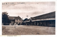 Mombasa View (Railway Station ?)