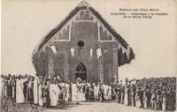 Ouganda - Pèlerinage à la Chapelle de la Sainte Vierge
