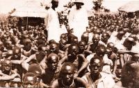 Uganda (Africa) - Catecumeni che attendono la grazia del Battesimo