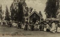 La Procession de la Fête-Dieu à Hoima