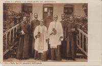 Sette dei 21 sacerdoti dell Uganda