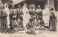 VILLA MARYA (Uganda) - Les premières Sœurs Indigènes et leurs Maîtresses