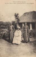 VILLA MARYA (Uganda) - Les Pères Victor et Basile, prémices du sacerdoce chez les Baganda