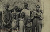 KISUBI (Uganda) Children and youths sick of the Sleepingsickness