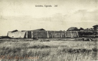 Entebbe, Uganda. Jail