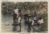 La pesca con le lancie